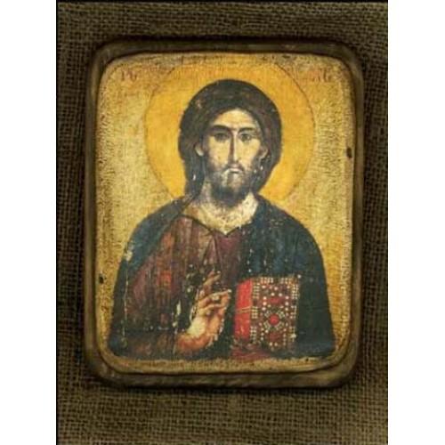 Kristus Pantokrátor (1), 13.st.