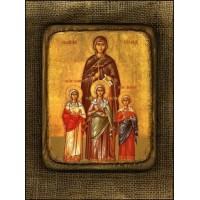 Ikona sv. Sofia