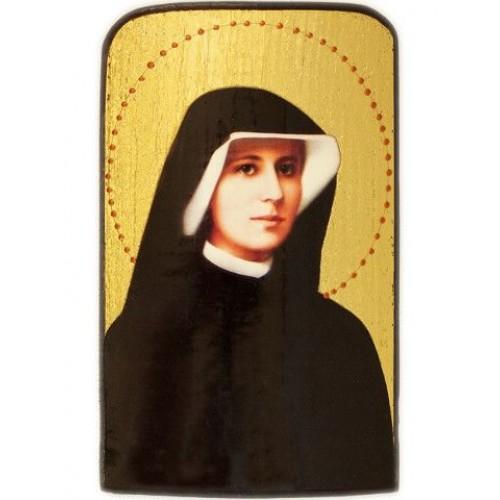 Cestovná ikonka  - Sv. Faustína