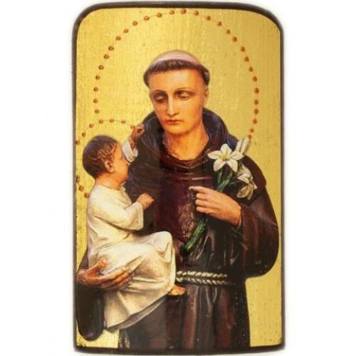 Cestovná ikonka  - sv. Anton