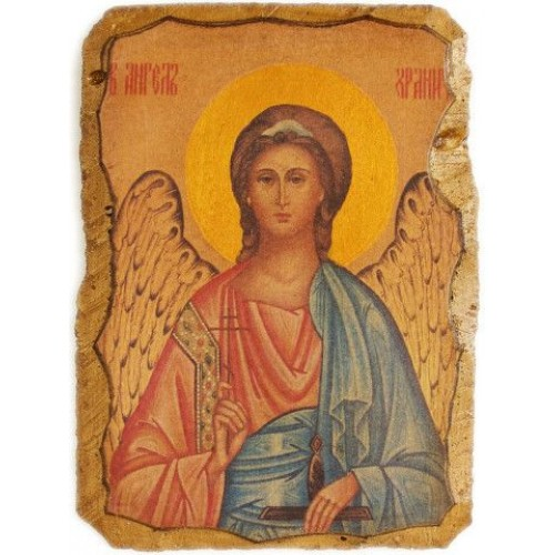 Fragment z ikony anjela strážneho (2)
