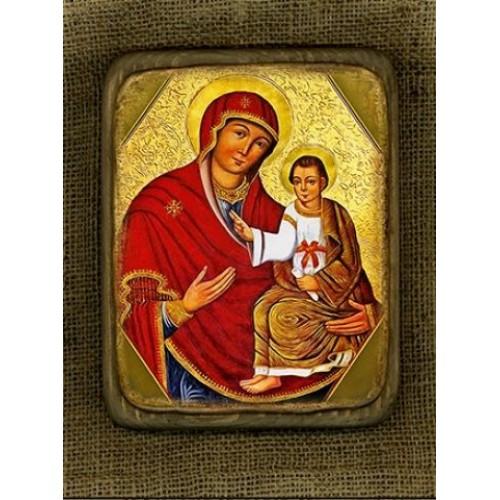 Bohorodička - Brána milosrdenstva (2)