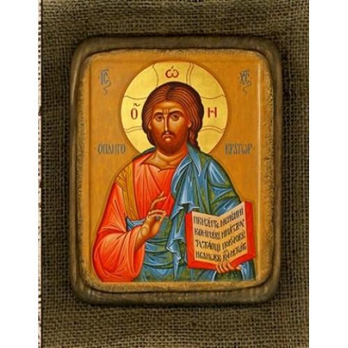 Kristus Pantokrátor (2)