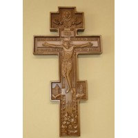 Kríž nástenný, vzor 5