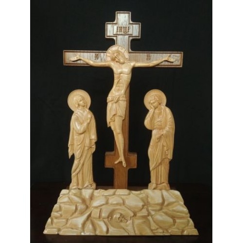 Kríž - Golgota