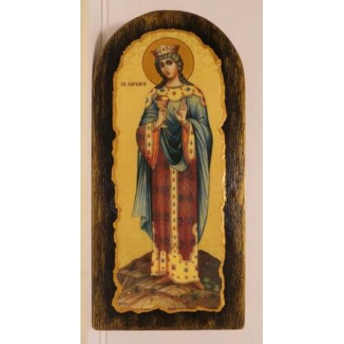 sv. Barbora