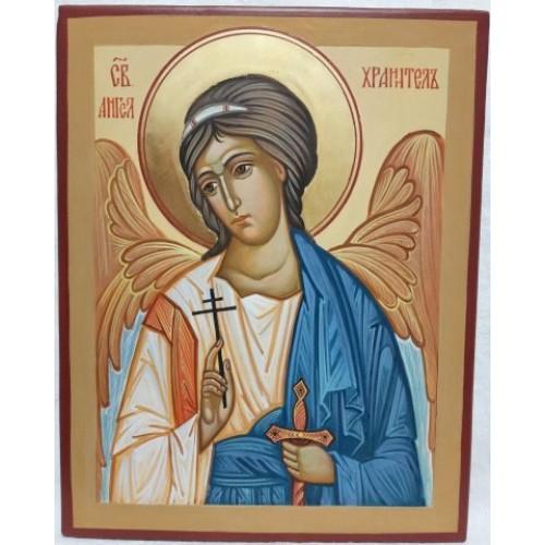 Anjel strážny (ochránca) - písaná ikona