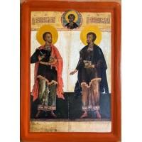 sv. Kozma a Damián