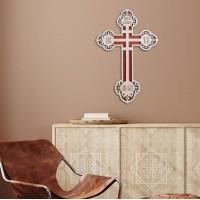Kríž vyrezávaný, vzor 5
