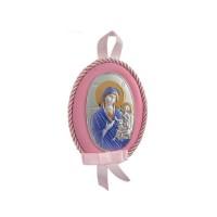 Detská ikona, vzor 01 - ružová