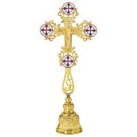 Kríž ručný s podstavcom, vzor 71