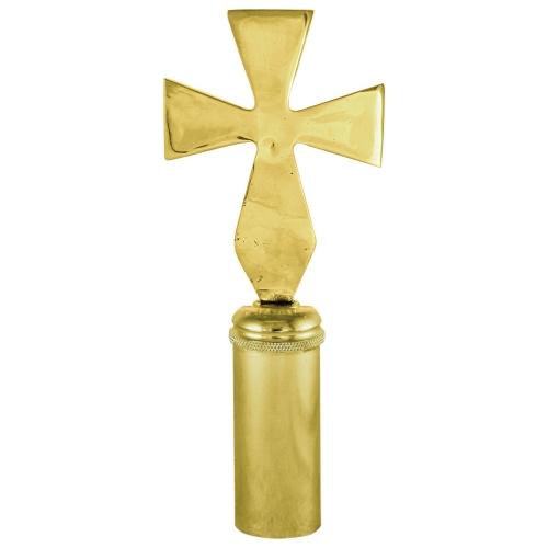Kríž na ukončenie tyče