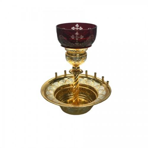 Lampáda oltárna, vzor 30
