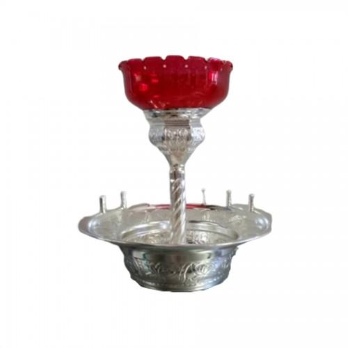 Lampáda oltárna s nádobou na olej, vzor 3
