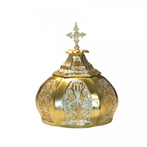 Relikviár - nádoba na Eucharistiu, vzor 1