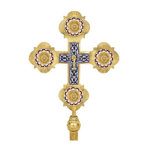 Procesijný kríž, vzor 1