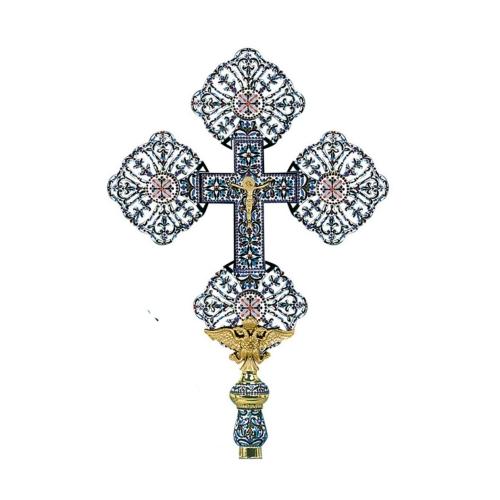 Procesijný kríž, vzor 13