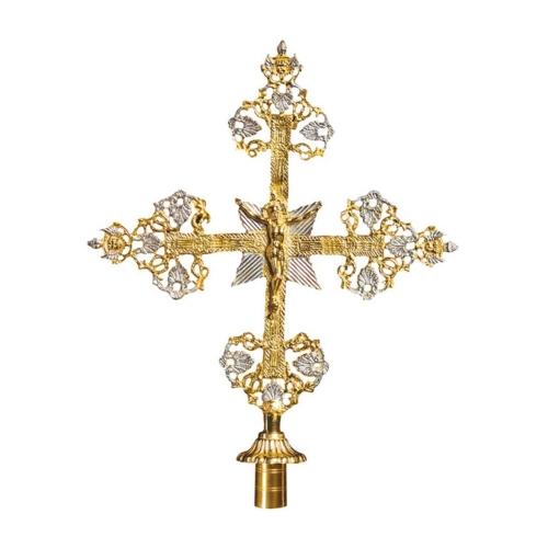 Procesijný kríž, vzor 14