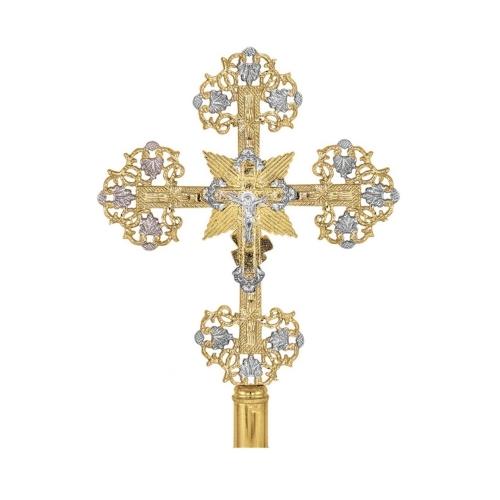 Procesijný kríž, vzor 15