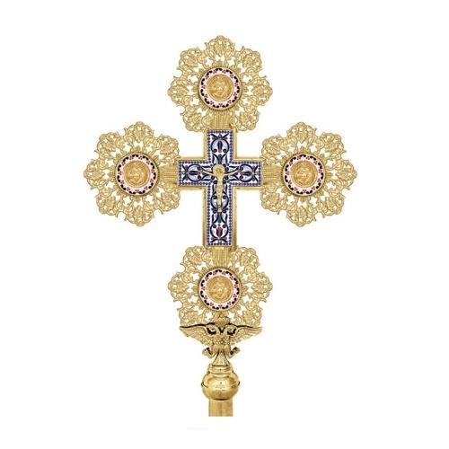 Procesijný kríž, vzor 18