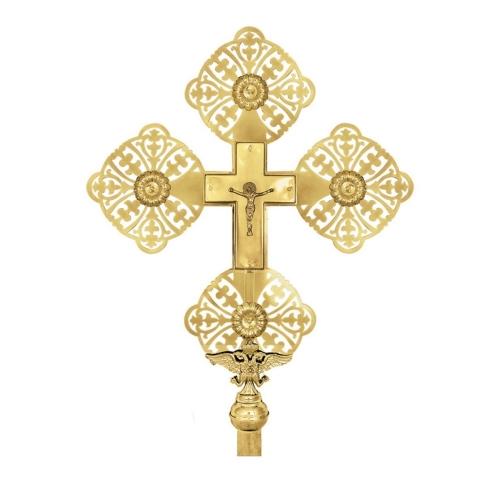 Procesijný kríž, vzor 20