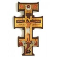 Kríž - trojramenný